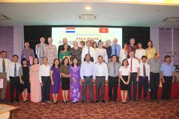 Quang Tri : Renforcement de la cooperation avec les Pays-Bas hinh anh 1