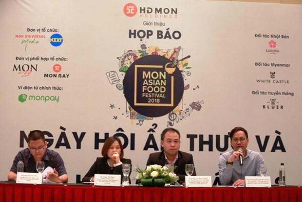 Le Vietnam accueillera pour la premiere fois le Festival de la culture et de la gastronomie d'Asie hinh anh 1