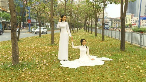 Ho Chi Minh-Ville : plus de fleurs, plus de bonheur! hinh anh 1