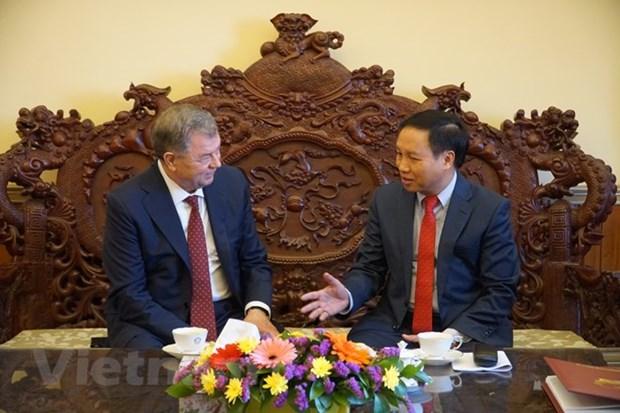 La province russe de Kalouga s'engage a favoriser les investissements vietnamiens hinh anh 1