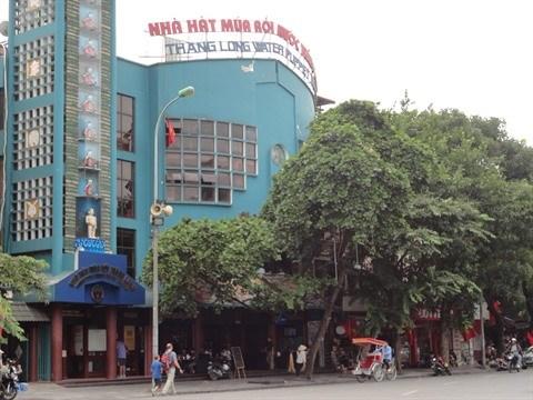 Les marionnettes vietnamiennes mises a l'honneur hinh anh 1