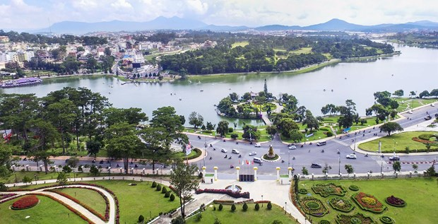 Le nombre de touristes a Lam Dong en hausse de 10,3% au premier trimestre hinh anh 1
