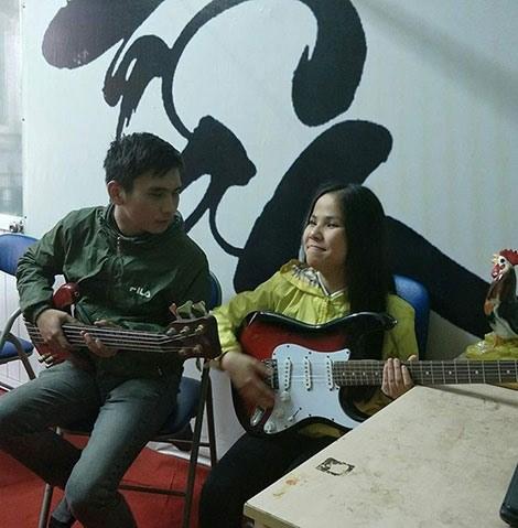 Nang mai: Quand la musique eclaire le chemin hinh anh 3