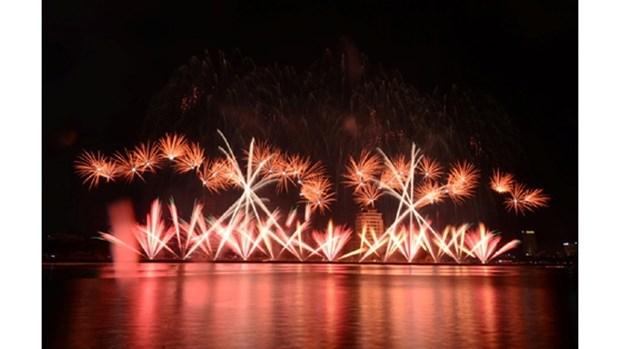 DIFF 2018 creera des spectacles de feux d'artifice inattendus hinh anh 1