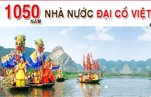 Celebrations du 1050e anniversaire de la fondation du Dai Co Viet a Ninh Binh hinh anh 1