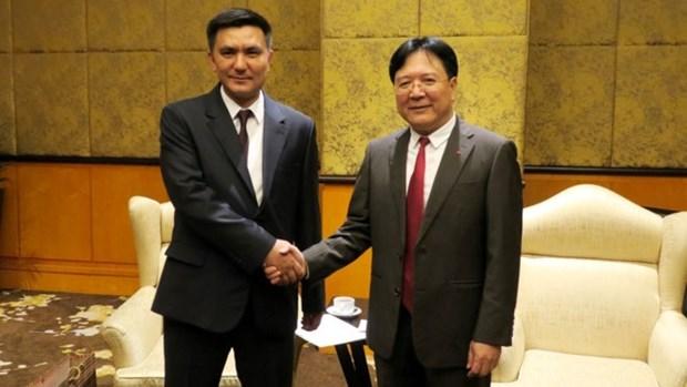 Vietnam - Ouzbekistan : Promouvoir la cooperation dans la culture et le tourisme hinh anh 1