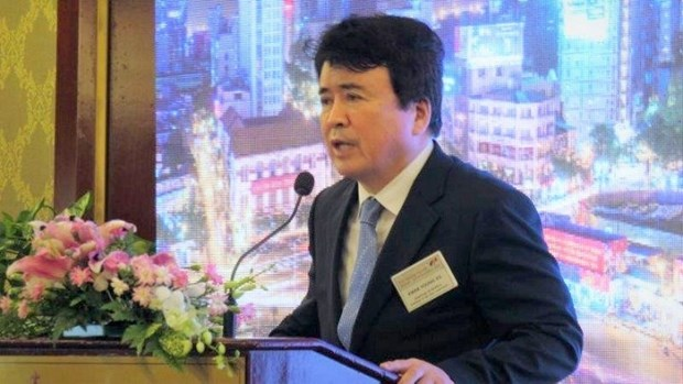 Ouverture du Forum economique Vietnam - R. de Coree du printemps 2018 hinh anh 1