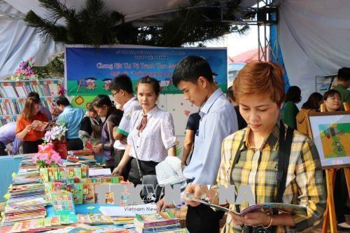 La Journee du livre 2018 celebree avec faste au Vietnam hinh anh 1
