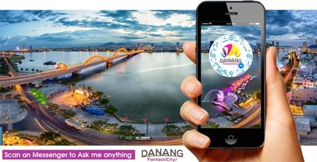 Da Nang applique la technologie chatbot dans le voyage intelligent hinh anh 1