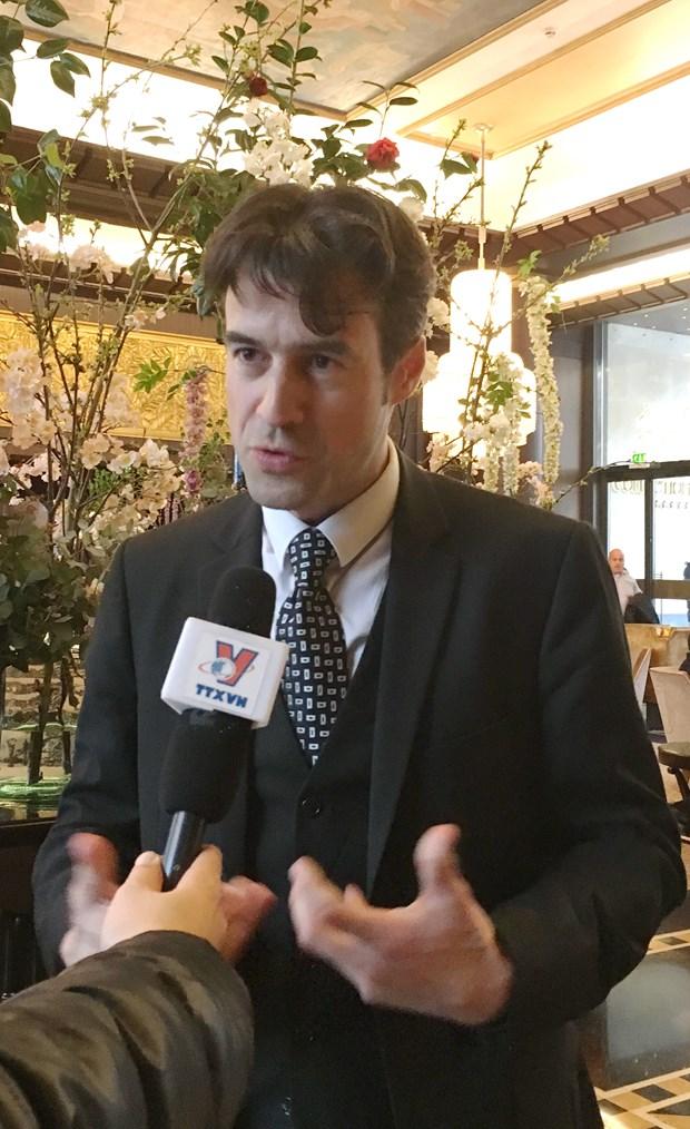 Vietnam-France: Un partenariat strategique en plein developpement hinh anh 2