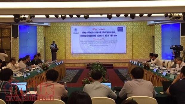 Renforcement des efforts pour mettre fin au paludisme au Vietnam hinh anh 1