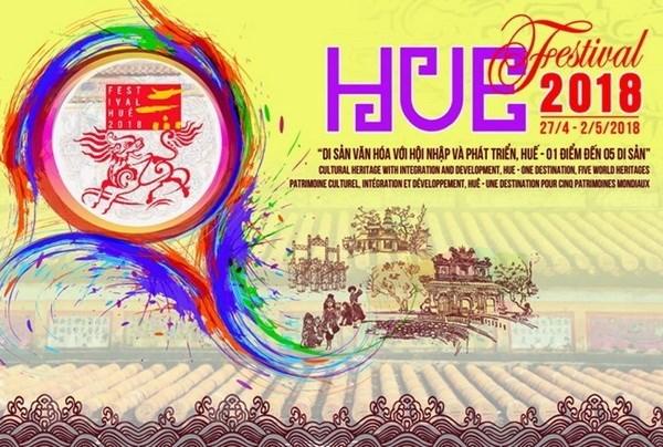 Ouverture du Centre de presse du Festival de Hue 2018 hinh anh 1