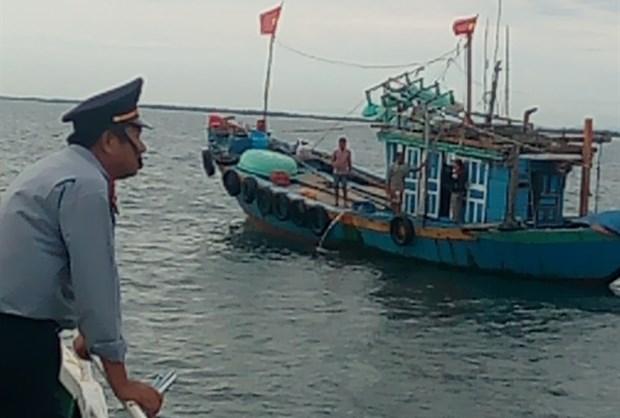 Le Vietnam oeuvre pour une peche durable et responsable hinh anh 1