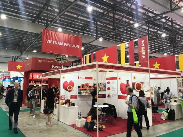 Le Vietnam a la Foire d'aliments et d'hotellerie d'Asie hinh anh 1