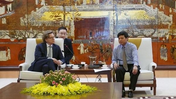 Les entreprises suedoises cherchent des opportunites de cooperation avec Hanoi hinh anh 1