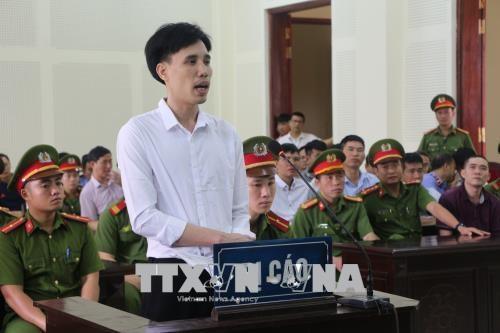 Proces en appel pour abus des droits de liberte democratique portant atteinte aux interets de l'Etat hinh anh 1