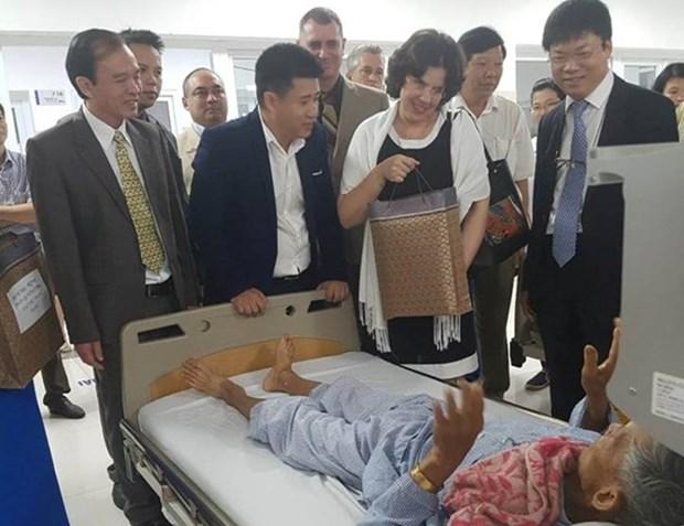 Quang Binh souhaite un soutien continu de Cuba dans les soins de sante hinh anh 1