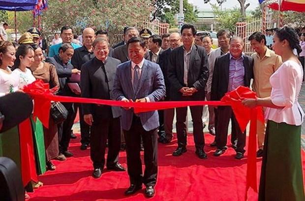 Le Cambodge inaugure une nouvelle radio financee par le Vietnam hinh anh 1
