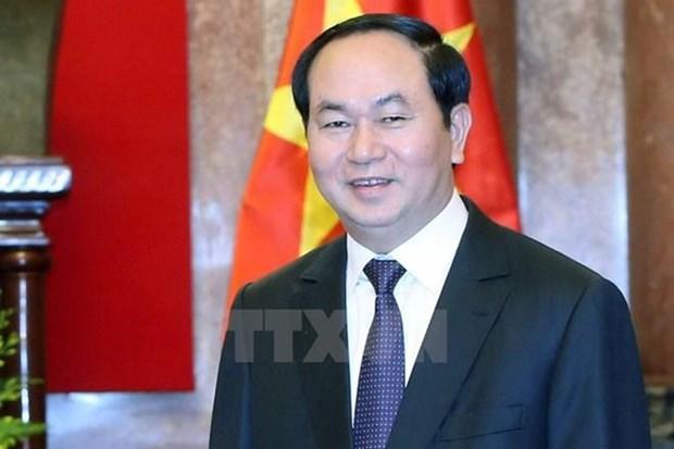 Le president Tran Dai Quang exhorte a accelerer l'oeuvre de renovation hinh anh 1