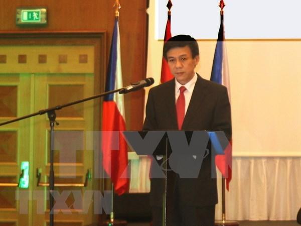 Promouvoir la cooperation entre les localites vietnamiennes et tcheques hinh anh 1