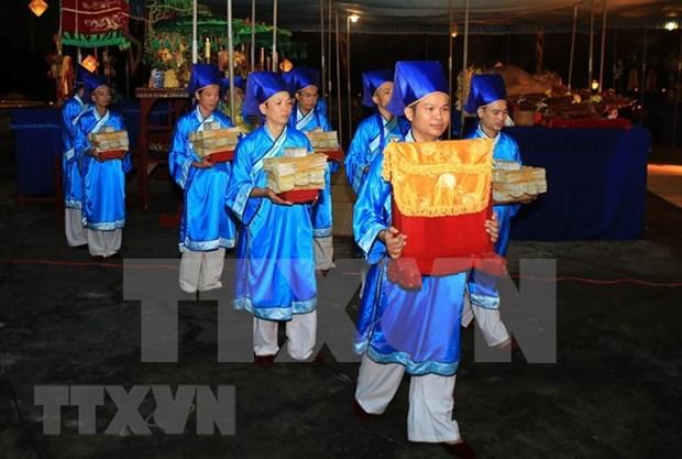 La 10eme edition du festival de Hue debute avec de diverses activites hinh anh 2