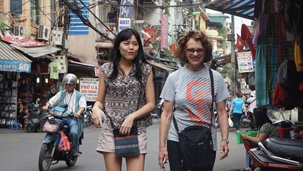 Le Vietnam accueille plus de 5 millions de touristes etrangers depuis janvier 2018 hinh anh 1