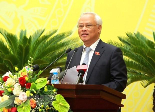 Vietnam-Macedoine : Promotion de la cooperation parlementaire hinh anh 1