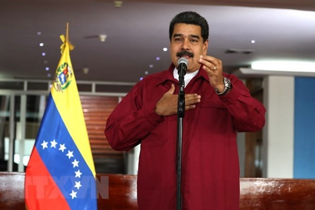 Le president venezuelien felicite le Vietnam pour la journee de la reunification nationale hinh anh 1