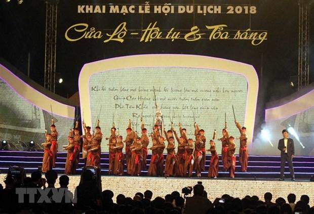 Ouverture de la saison touristique de Cua Lo 2018 hinh anh 1