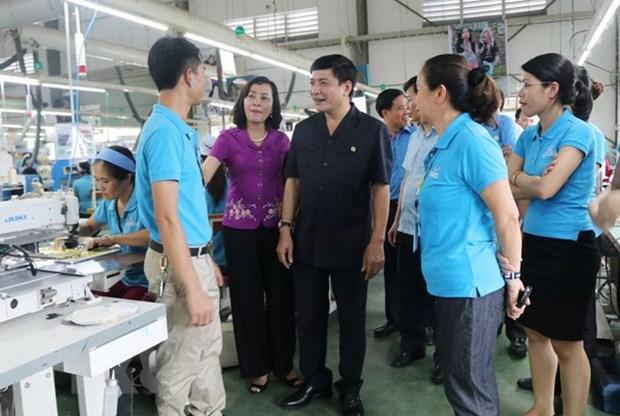 La fete du Travail : la CGTV appelee a devenir un appui des travailleurs vietnamiens hinh anh 1