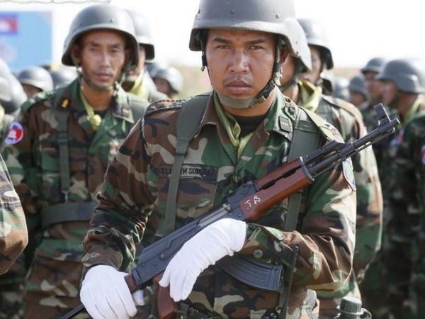 Le Cambodge envoie des Casques bleus en Afrique hinh anh 1