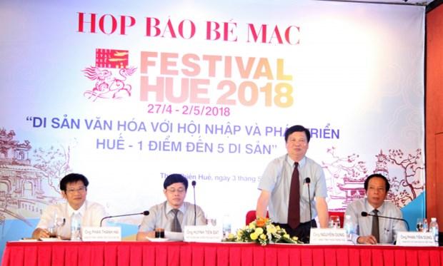 Le Festival de Hue 2018 est couronne de succes hinh anh 1