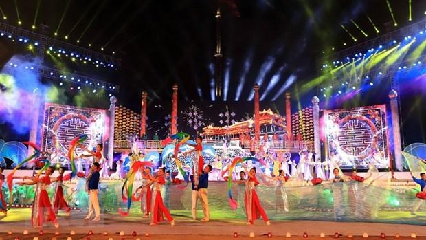 Cloture du Festival de Hue 2018 hinh anh 1