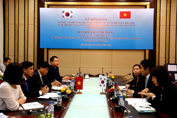 Plus de 5 milliards de dollars pour construire la ligne ferroviaire Vientiane-Vung Ang hinh anh 1