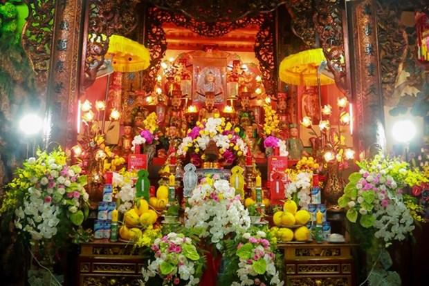 Valeur du culte des Deesses-Meres dans la vie des Vietnamiens hinh anh 2