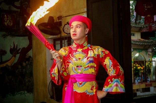 Valeur du culte des Deesses-Meres dans la vie des Vietnamiens hinh anh 1