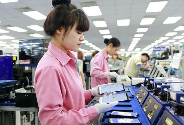 1er trimestre: telephones et accessoires en tete des produits du Vietnam exportes en France hinh anh 1
