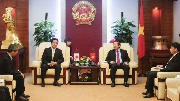 Vietnam - Japon : Renforcer la cooperation dans l'information et la communication hinh anh 1