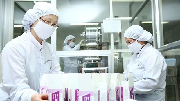L'industrie pharmaceutique au Vietnam: de nombreuses opportunites de developpement hinh anh 1