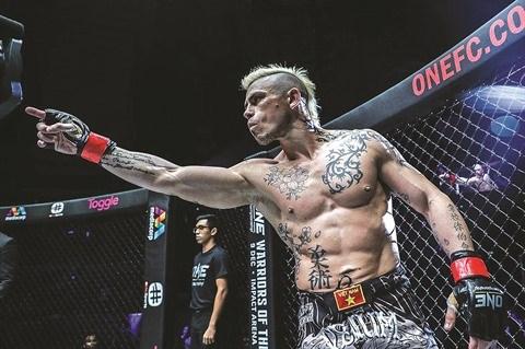 L'amour du Vietnam d'un combattant francais de MMA hinh anh 1