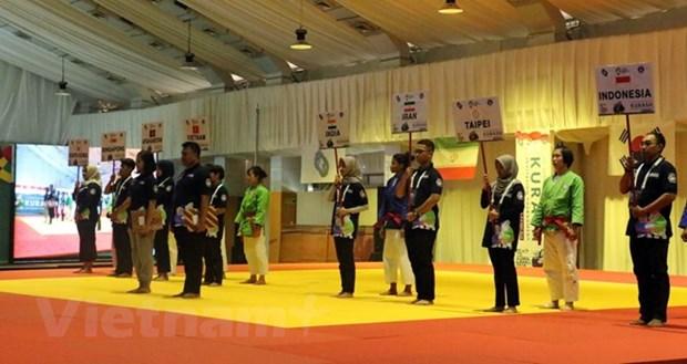ASIAD 18 : le Vietnam participe a une competition experimentale de kourach en Indonesie hinh anh 1