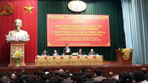 Le marxisme a une valeur eternelle pour la revolution mondiale et le Vietnam hinh anh 1