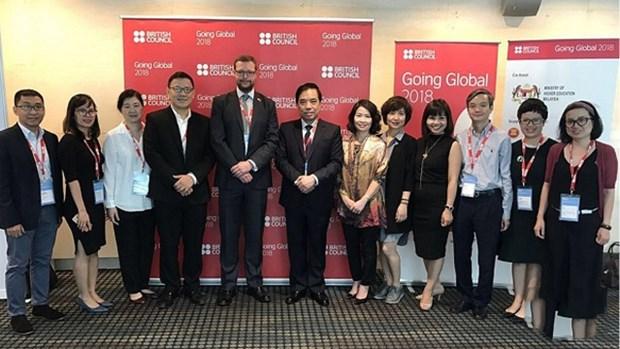 ASEAN : l'enseignement superieur du Vietnam est apprecie hinh anh 1
