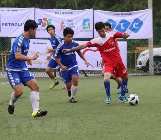Activites sportives des Viet kieu a Singapour et en Republique de Coree hinh anh 1