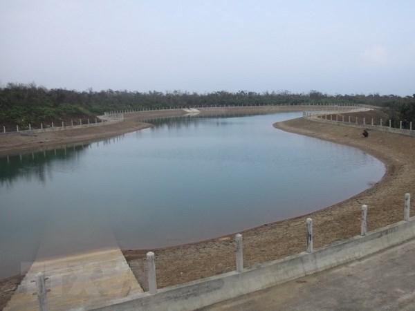 Hau Giang: un reservoir de 65 ha sera construit en reponse au changement climatique hinh anh 1