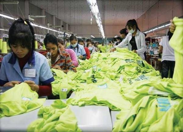La BM prevoit une croissance de 6,9% en 2018 pour le Cambodge hinh anh 1