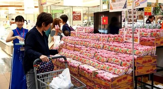 Des entreprises vietnamiennes approchent les reseaux de distribution a l'etranger hinh anh 1