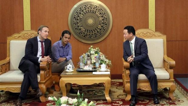 L'AFD soutient le Vietnam dans l'evaluation des impacts des changements climatiques hinh anh 1