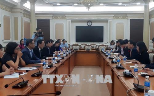 Ho Chi Minh-Ville renforce la cooperation avec la ville sud-coreenne Daegu hinh anh 1