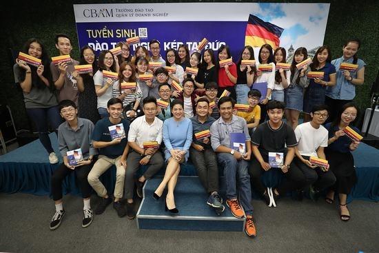 Le programme de formation en alternance de l'Allemagne recrute des etudiants vietnamiens hinh anh 1